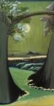 brücke_bei_koyo_nach_hiroshige_oil_acrylic_canvas_180x90cm