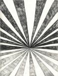 ohne Titel Farbstift und Kohle auf Papier 36x28cm, 2009