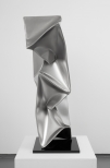 'Double' Stainless Steel 40x10x10 in 100x25x25 cm