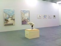 Here we are, Ausstellungsansicht