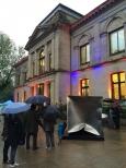 Cube Bremen 200x200x200cm Stainless Steel 24.5.2014