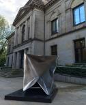 Cube Bremen 200x200x200cm Stainless Steel 25.5.2014