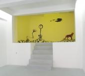 """Exhibition View: """"Reg II"""" Galerie Martagon, Malaucène. 2007"""
