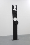 Standbild II, 226x35x7cm