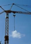 Stephen Wilks, cloud crane berlin