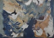 Guillermo Roel, Tempestus Awoken,  200 x 280 cm, oil, acrylic on canvas, 2010, © Dante Busquets