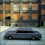 Jan Smejkal, Volkswagen. Limousine of Erich Honnecker, Spraypaint, Car: 1979. 2000.
