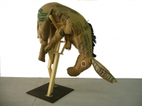 Stephen Wilks, coffee donkey, 2008