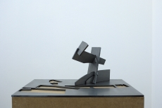 Bausatz A, Stahl, 20x19x8cm
