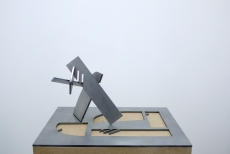 Bausatz B, Stahl, 20x22x13cm