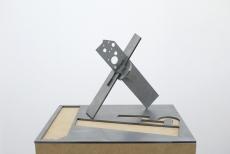 Bausatz C, Stahl, 23x29x9cm