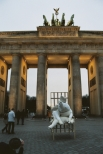Animal Farm Parade: NAPOLEON at Brandenburger Tor, Berlin 2006