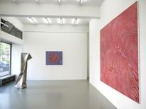 exhibition view John Aslanidis-Sonic Network  Ewerdt Hilgemann-Dancer