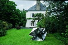 Cube Collection Morellet, Cholet, France 130x130x130cm 2000