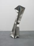 EWERDT HILGEMANN Dancer  Stainless Steel 200x50x50cm, 2003
