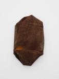 Hilgemann_Pressed Cube, 53 x 30 x 7cm, steel, 1983/1990