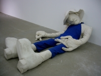 JONES, Wood, Fabric, Cloth, 300x200x75 cm, 2006