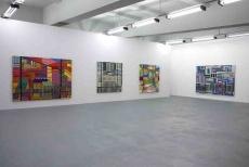 Manuel Ros, Ausstellungsansicht 2009