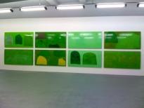 Antón Lamazares, Domus Omnia Riazan, Ausstellungsansicht