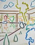 Ruehle Torsten_Ground Control, 24 x 30cm, oil on canvas, 2012