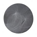 Wolski_Lunar Constellation, diameter 48cm, diamond engraving on 2cm granite, 2010